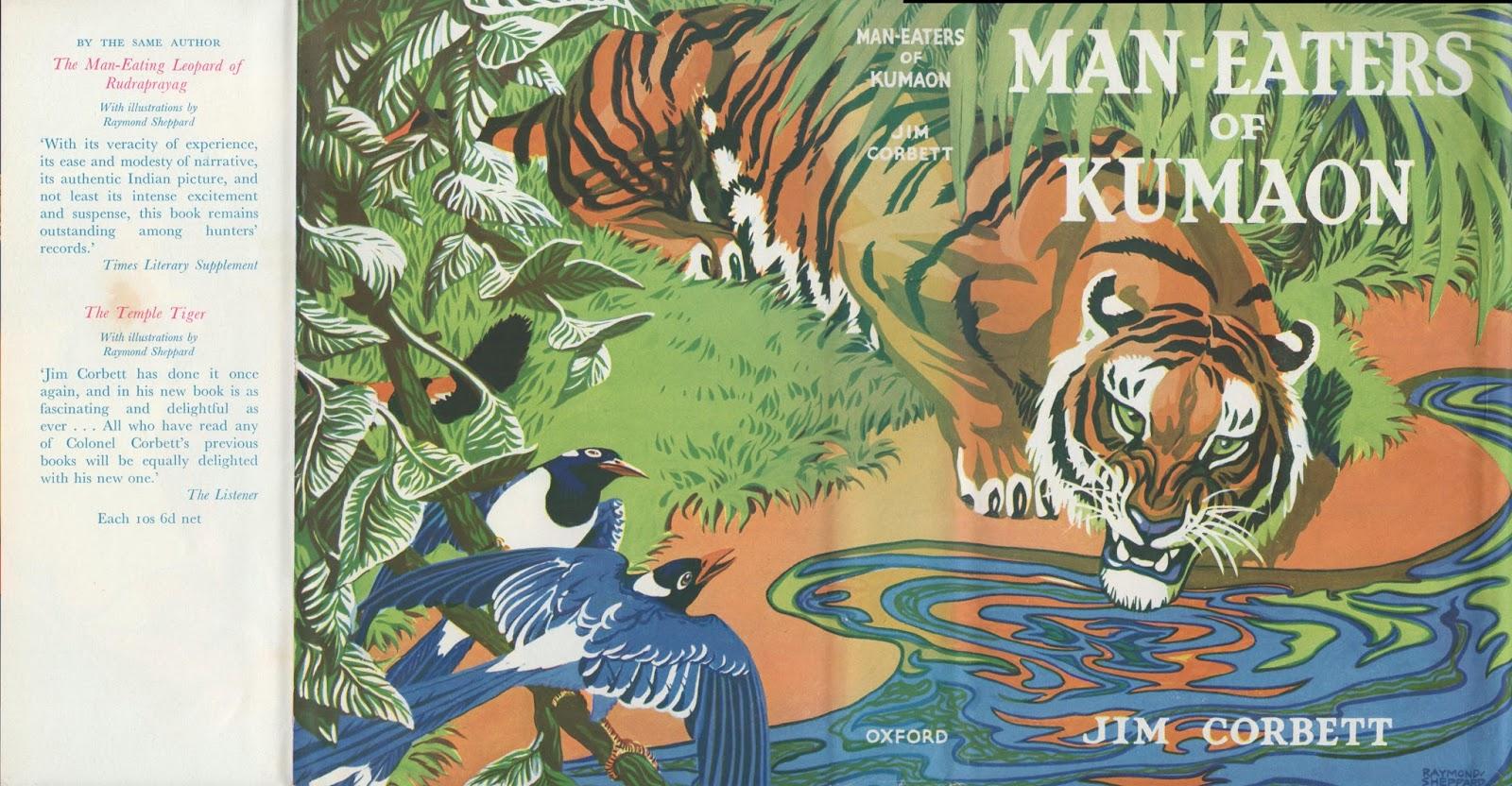 Raymond Sheppard Illustrator: Raymond Sheppard and Man-Eaters of Kumaon