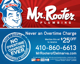 Mr. Rooter Of Delmarva Plumbing