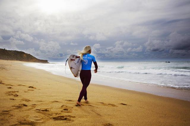 36 Rip Curl Womens Pro Bells Beach Tatiana Weston Webb Foto WSL Kirstin Scholtz
