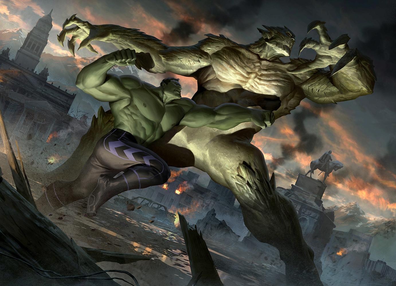 Marko Djurdjevic's unreleased Concept Art for the Avengers