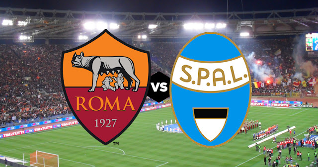 Roma vs SPAL Full Match & Highlights 01 December 2017