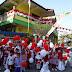 Murid PG TK Al Huda  Karah belajar nasionalisme sejak dini