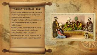 Osmanlı Islahatları (Yenilikleri) Özet