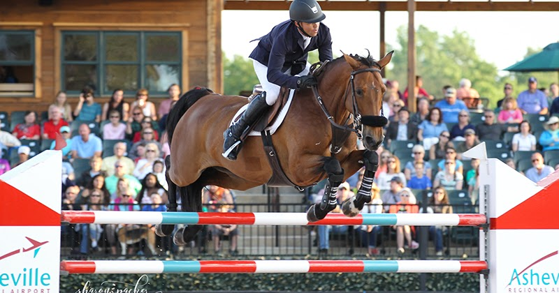 Nc Mountain News Spring Horse Show This Week At The Tryon
