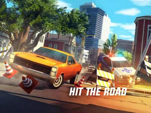 Gangstar New Orleans OpenWorld Game Like GTA Vice City For Android