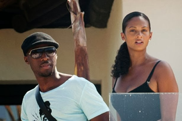 Alesha Dixon Announces The Birth of her Daughter With Nigerian