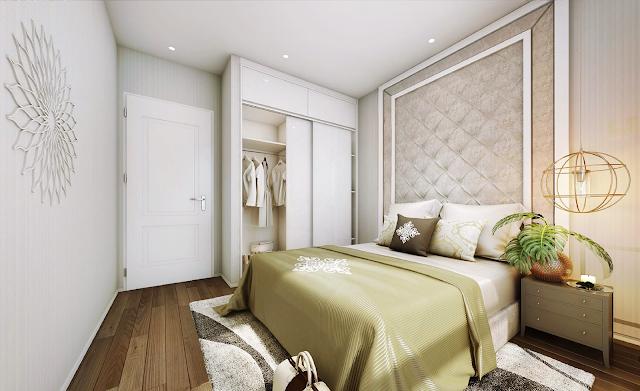 Phòng ngủ dự án 108 Nguyễn Trãi