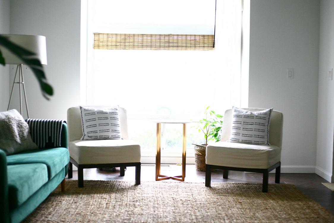 Our Statement Sofa Comfort Works Green Velvet Ikea Sofa