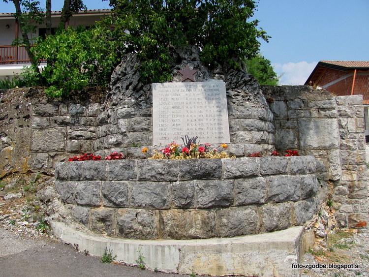 Slovenija, Komenski Kras