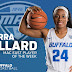 UB basketball's Cierra Dillard named MAC East Player of the Week