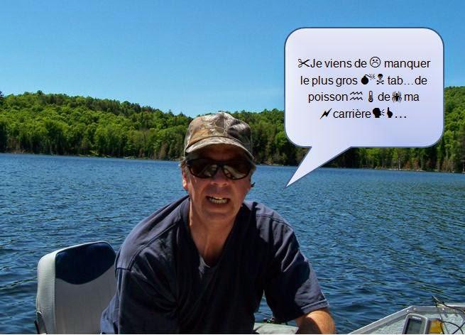 Blague sur la pêche, fail de pêche, parlons pêche, histoires de pêche, blogue de pêche, truite