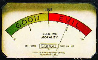 Google Morality Meter