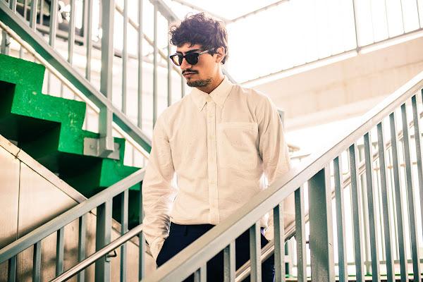 近期開始發展自有品牌的kapok,首波商品是兼具正式及休閒用途的襯衫,並開發適合亞洲人的版型尺寸,材質透氣又帶有設計趣味。