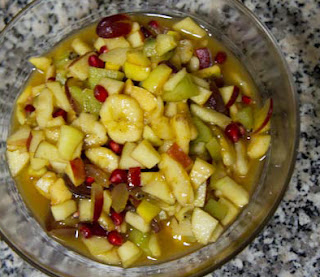 mixed fruits chaat recipe in urdu