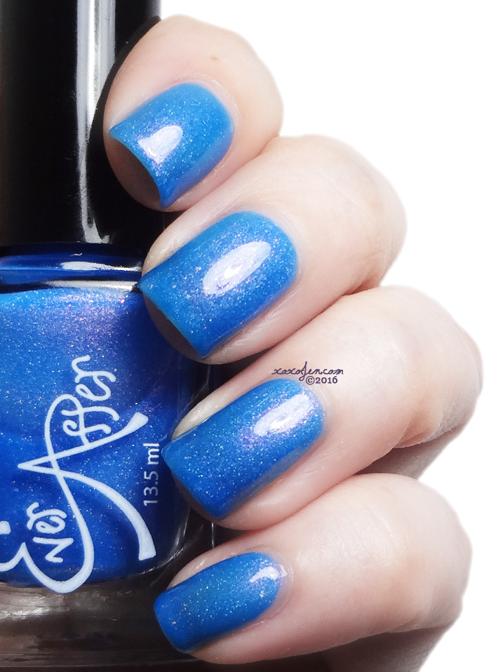 xoxoJen's swatch of Ever After Peter Rabbit