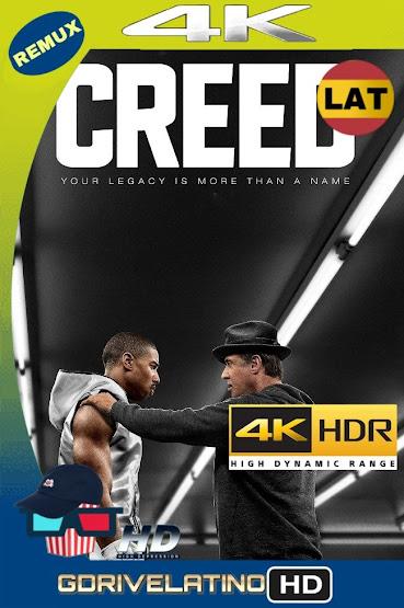 Creed (2015) BDRemux 2160P 4K HDR Latino-Castellano-Ingles mkv