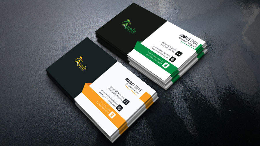 Best business card design tutorial in photoshop cc apple graphic hello designers in this post we will discus about design best business card of 2018 before design visiting cards we have to get ideas about its size colourmoves