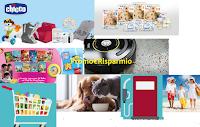Logo ''Per il Mio Bimbo'' 8° edizione: vinci gratis un mondo di premi per tutta la famiglia