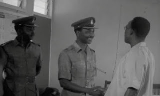 Gowon & Awolowo Immediately He Was Released From Prison In 1966