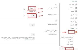 تحديد المستخدم فى المدونة للقيام بالتغييرات