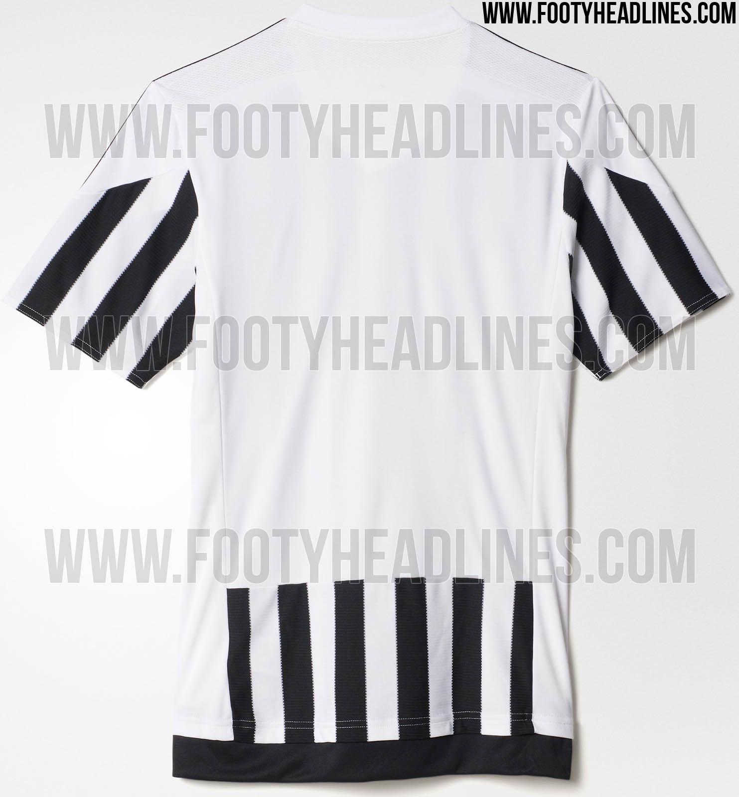 san francisco d03ad 73934 Adidas Juventus 15-16 Kits Released - Nemo 4 Shop