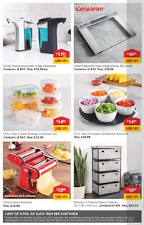 Kitchen stuff plus Canada October 23 - 29, 2017