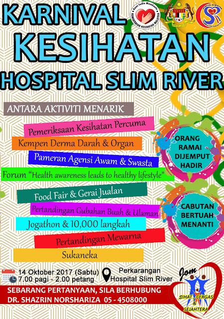 Karnival Kesihatan Hospital Slim River