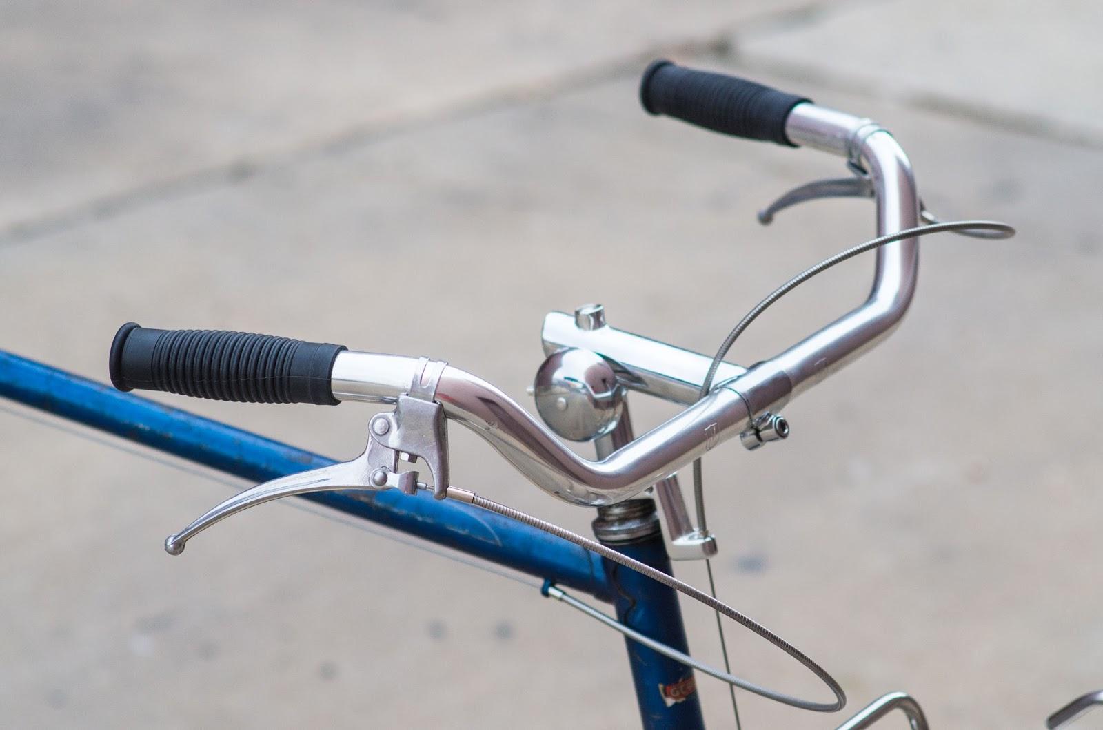 MTB Road Bike Handlebar Handle Bar Bicycle Brake Levers Handles 22.2mm ycling