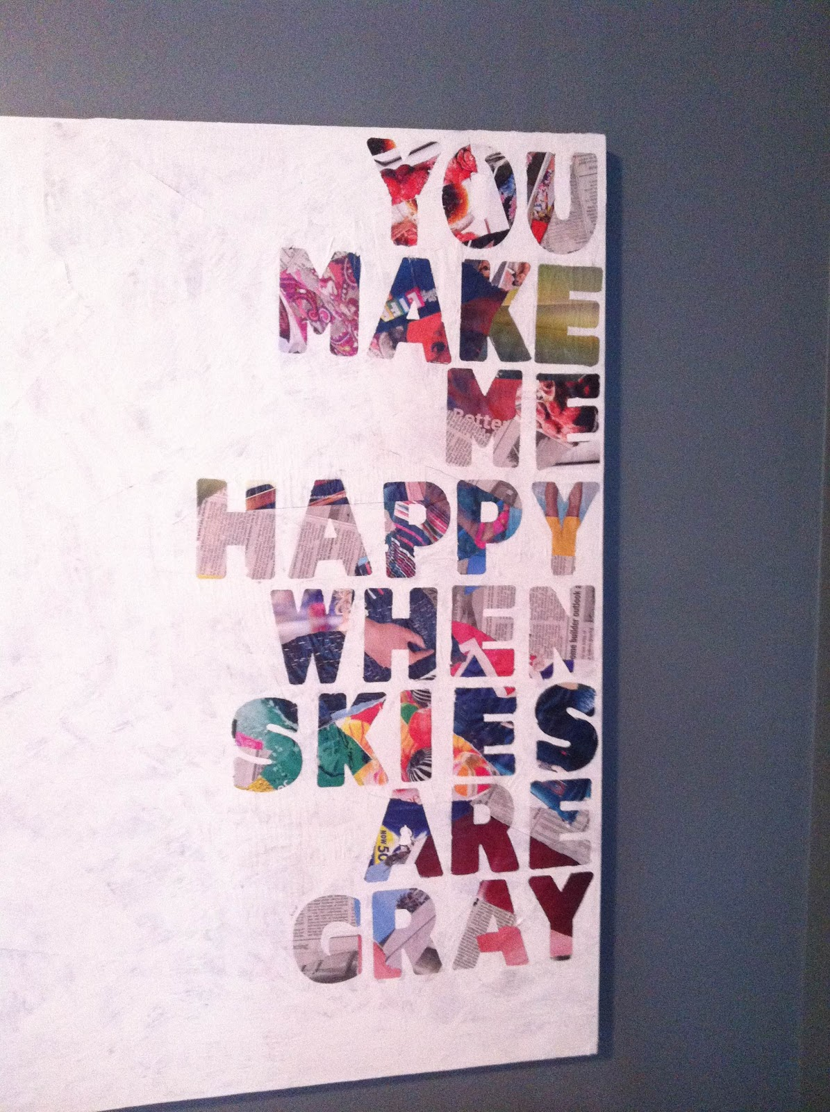 DIY: Quotes on Canvas | Six2Eleven