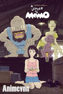 A Letter to Momo -Thư Gửi Momo - Momo E No Tegami 2012 Poster