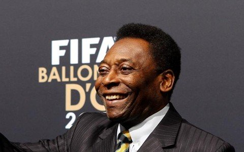 Football legend Pele set to tie the knot for the third time at age 75