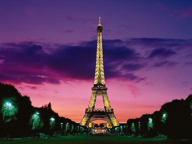 Worlds Incredible Eiffel Tower-paris France