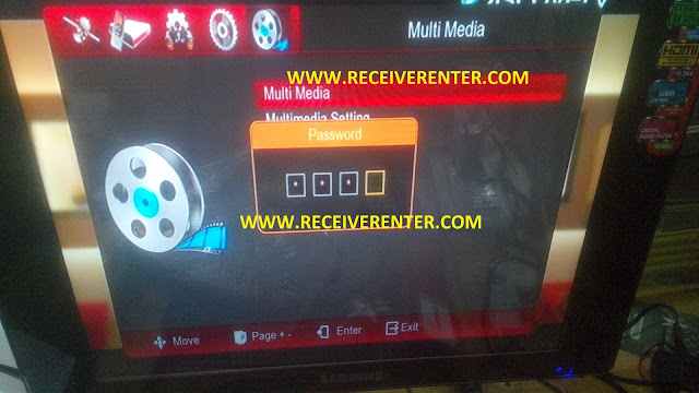MULTI MEDIA HD RECEIVER CLINE PROBLEM AND SOLUTION HERE