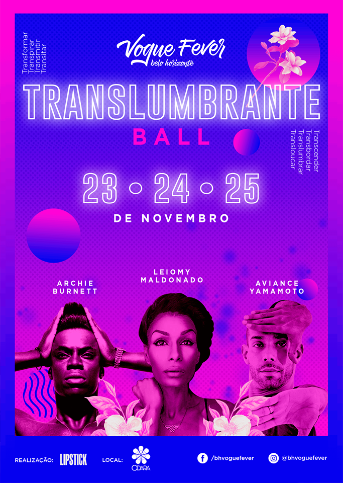 Neste sábado acontece festa Translumbrante Ball do BH Vogue Fever 2017 0c6e3c4d76