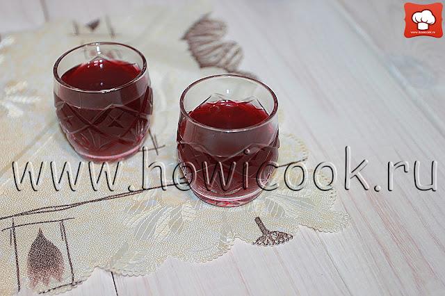 рецепт вкусного ягодного ликера в домашних условиях