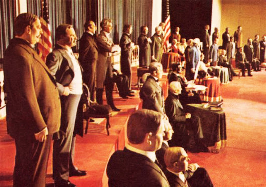 Inside WED and the Making of Hall of Presidents (1971)