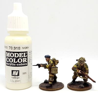 how to paint British Airborne