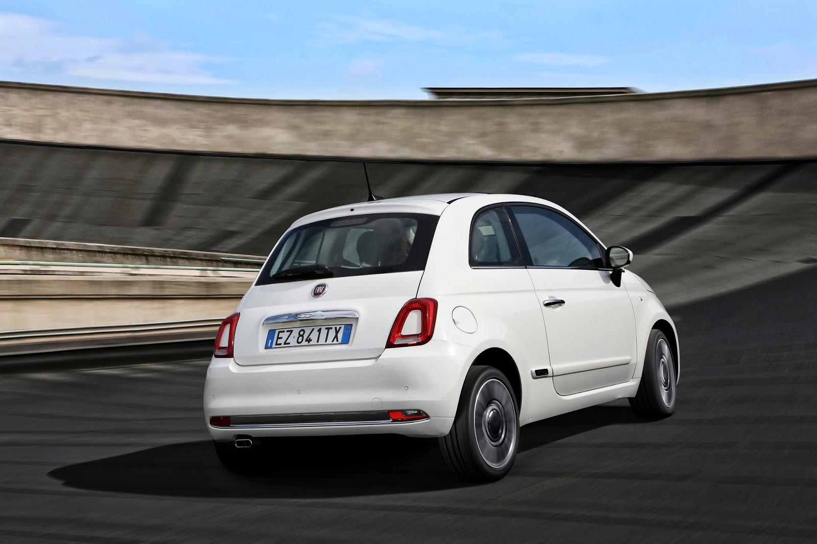 150703 FIAT Nuova 500 07 Η άφιξη του νέου Fiat 500 είναι γεγονός