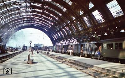 stazione centrale milano guerra walter hollnagel