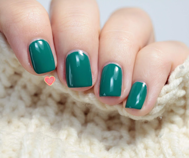 Girly Bits You Can't Handle the Spruce swatch by Streets Ahead Style