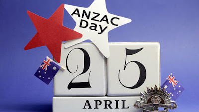 anzac day 25 april 2017