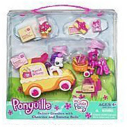 My Little Pony Cheerilee Deliver Goodies Accessory Playsets Ponyville Figure