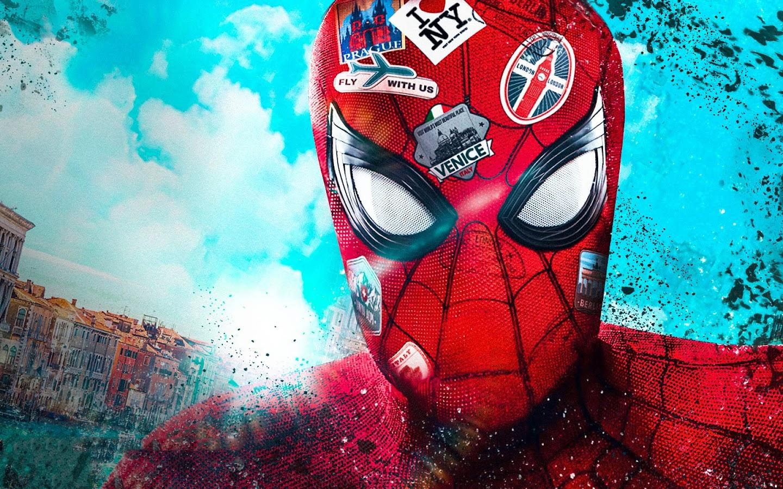 Spider Man Far From Home 4k Wallpaper 15