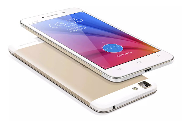Review Smartphone Vivo Y35