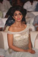 Shriya Saran in Stunning White Off Shoulder Gown at Nakshatram music launch ~  Exclusive (46).JPG