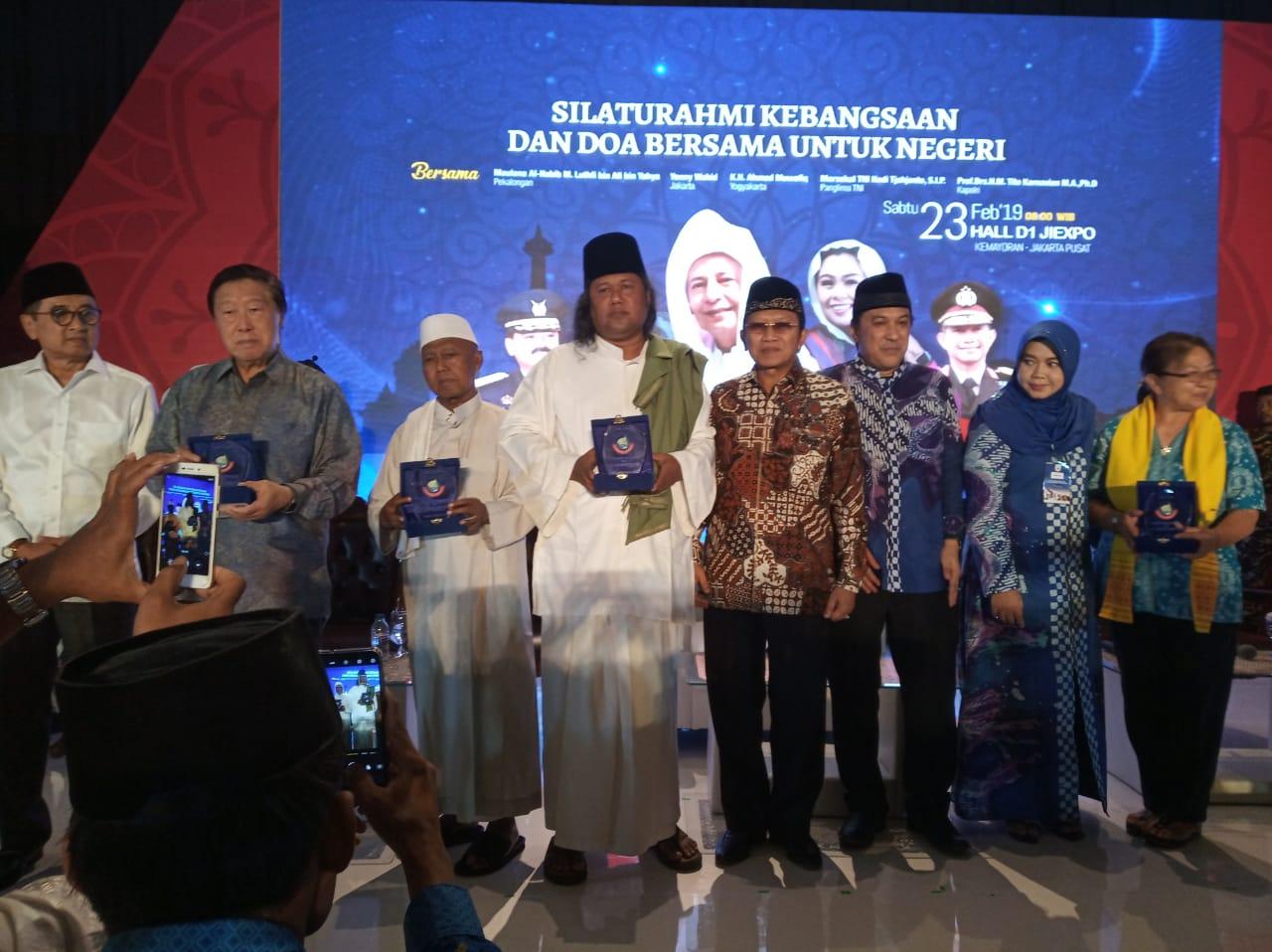 Lathoiful Istiqlal Bersama Panglima TNI Ajak 5.000 Jamaah Perkuat Semangat Persaudaraan dalam Kebangsaan 1