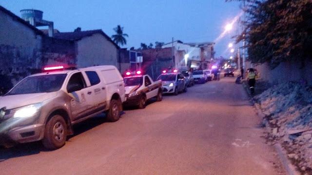 BLITZ: Ação integrada entre secretarias e instâncias públicas realiza fiscalização em Alagoinhas