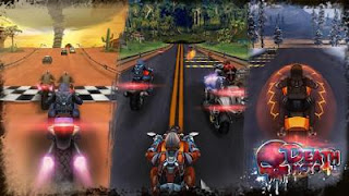 Death Moto 4 Android apk