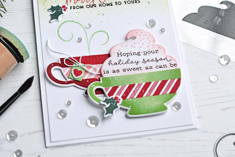 Pickled Paper Designs Papertrey Ink September Release Merry Mug