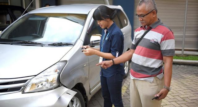 Info Asuransi Mobil Pengalaman Cara Klaim Asuransi Mobil Baret Lecet Cat Full Body Kredit Terbaru